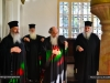 His Beatitude at the Monastery of the Men of Galilee