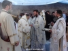The divine Liturgy at the shrine of the Ascension