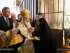 H.B. and the Consul-General treated to blessed bread