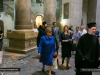 Ms Anastasiades visits the Holy Shrines