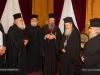 The Metropolitan thanks the Hagiotaphite Brotherhood