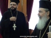 The Patriarch and f. Nikolaos Bassal