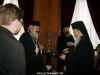 The Patriarch and Metropolitan Peter of Bessarabia