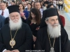 The Patriarch and Metropolitan Kyriakos attend the ceremony