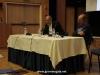 Associate Professor Balageorgos speaks at the Conference