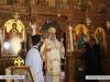 Archbishop Theodosios of Sebaste leads the divine Liturgy