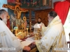 Archbishop Theodosios with co-officiating priests
