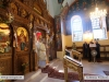 View of the Monastery during the Divine Liturgy