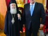 The Patriarch and Mr Kammenos