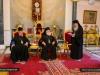 Patriarch Theophilos addresses Archbishop Chrysostomos and Patriarch Theodoros