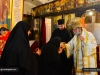 His Eminence distributes the antidoron