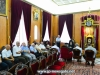The Executive Committee meets with the Patriarch