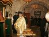 Breaking bread in honour of St Paraskeve