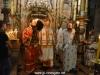 F. Symeon, the Metropolitan of Nazareth and f. Markos at the Apolysis