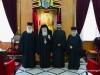 H.B., the Metropolitan of Nazareth, f. Symeon and Archbishop Aristarchos