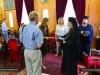 Representatives of the Academic Exchange Mission thank His Beatitude
