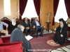 Meeting with the President of Al-Quds University