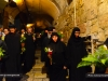 Procession through the Via Dolorosa