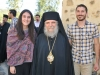 Archbishop Aristarchos with campers