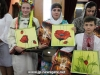 Youths demonstrate their artistic projects