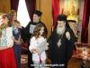 The Patriarch offers Jerusalemite eulogias