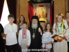 The Patriarch with the youths