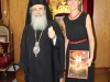 The Patriarch with a young musician
