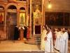 01 Hierodeacons at the divine Liturgy