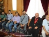 15 Pilgrims from Trimithounta at the Patriarchate