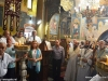 Priests and faithful in Nazareth