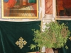 The Holy Wood on display for veneration