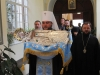 The icon of the Dormition of Theotokos arrives in Kiev