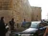 Metropolitan Isychios welcomes President Margvelasvili at David's Gate