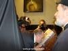 President Margvelasvili in the Holy Sacristy