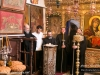 The late Archimandrite Keladion at the feast of St Thekla (2014)