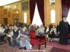 Fr. Antonios addresses the Patriarch