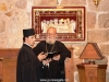 Archimandrite Alexios singing at Vespers
