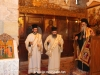 Archbishop Demetrios of Lydda at Vespers