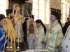 The Patriarch, Primates and Archimandrites Ioustinos and Ieronymos