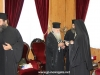 The Patriarch offers the Book on the History of the Church of Jerusalem