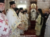 The Patriarch, Primates and priests during the divine Liturgy