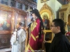 The Metropolitan of Zambia during Matins