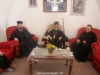 The Most Reverend Joachim, Archimandrite Ananias and fr. Markos
