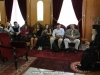 The Patriarch meets with journalists