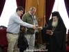 Offering Jerusalemite eulogias