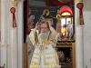 The Patriarch during the d. Liturgy