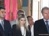 Diplomats attend the d. Liturgy