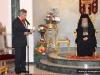 The Greek Consul-General addresses the Patriarch