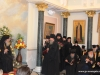 Archimandrite Alexios conveys the wishes of the Patriarch of Russia