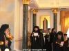 Archimandrite Theophilos representing the Church of Romania